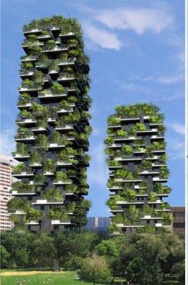 World's First Vertical Forest.