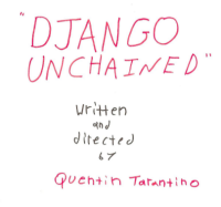 Django Unchained le film