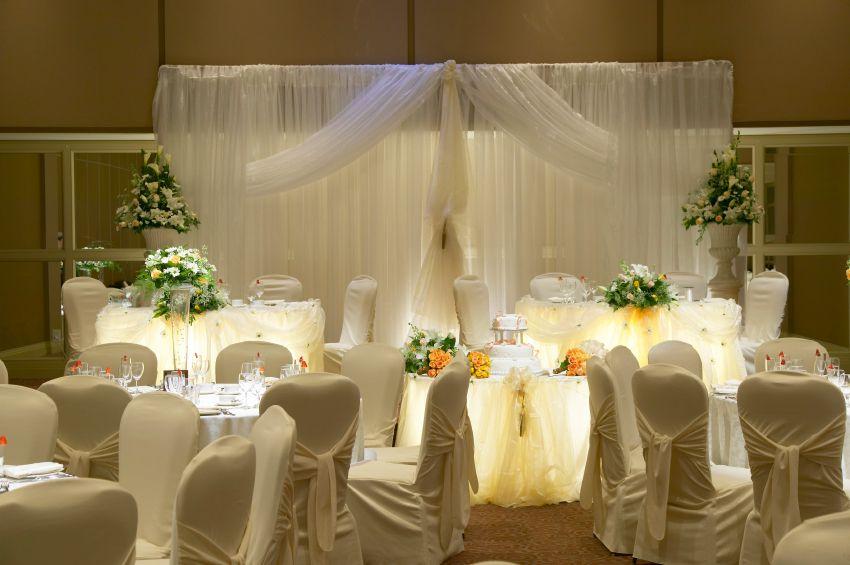 Cheap Wedding Decoration Ideas Wedding Decorations Table