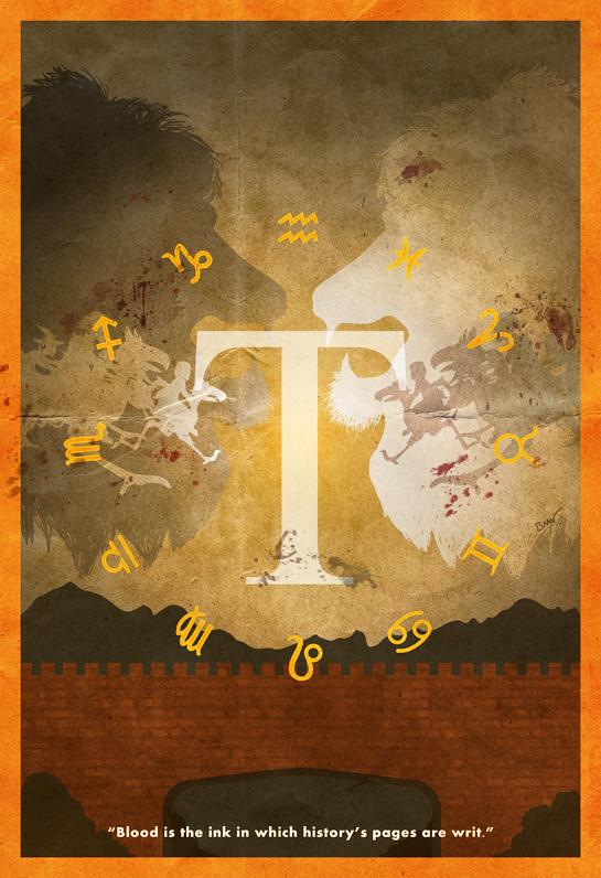 A Vintage Final Fantasy Poster Encore | Brett\'s Brain Blog