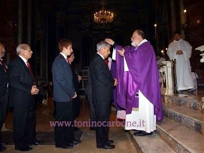 """le ceneri""  ...in cattedrale"