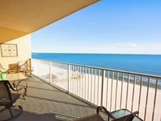 Gulf Shores Alabama Vacation Rental at Seawind Condos