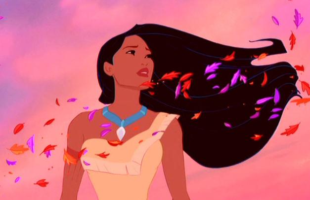 hola amigos ! Pocahontas