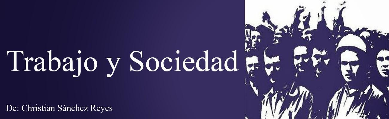 Trabajo y Sociedad