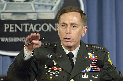 UPDATED: The David Petraeus Resignation Scandal