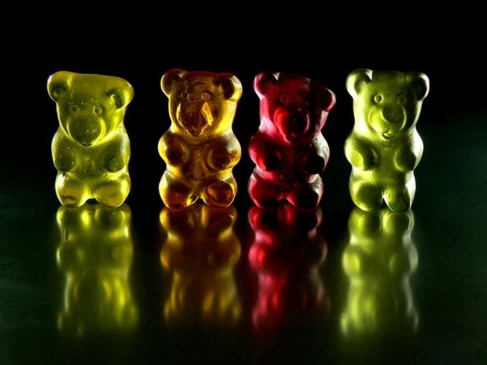 gummy_bears, photography, gomas, ursinhos, fotografia