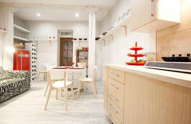 Transformaci n de un mini apartamento decorar tu casa es - Mini apartamentos ...