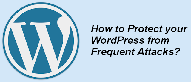 Protect WordPress Attacks
