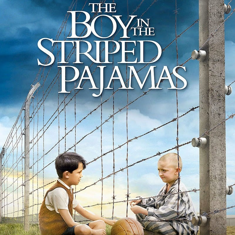 The Boy in Striped Pajamas Movie Cover