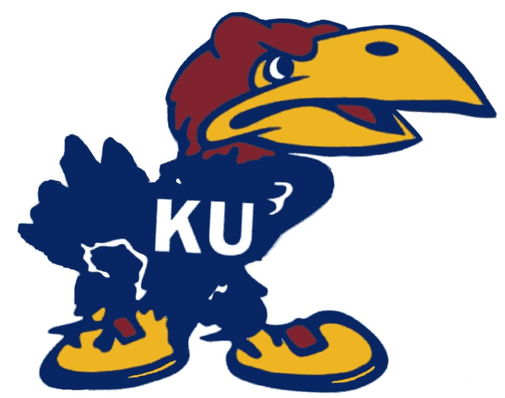 1941 Jayhawk Logo http://thestudentofthegame.blogspot.com/2012/11/game-week-10-kansas.html