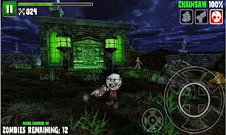 Screenshots of the GraveStompers for Android tablet, phone.