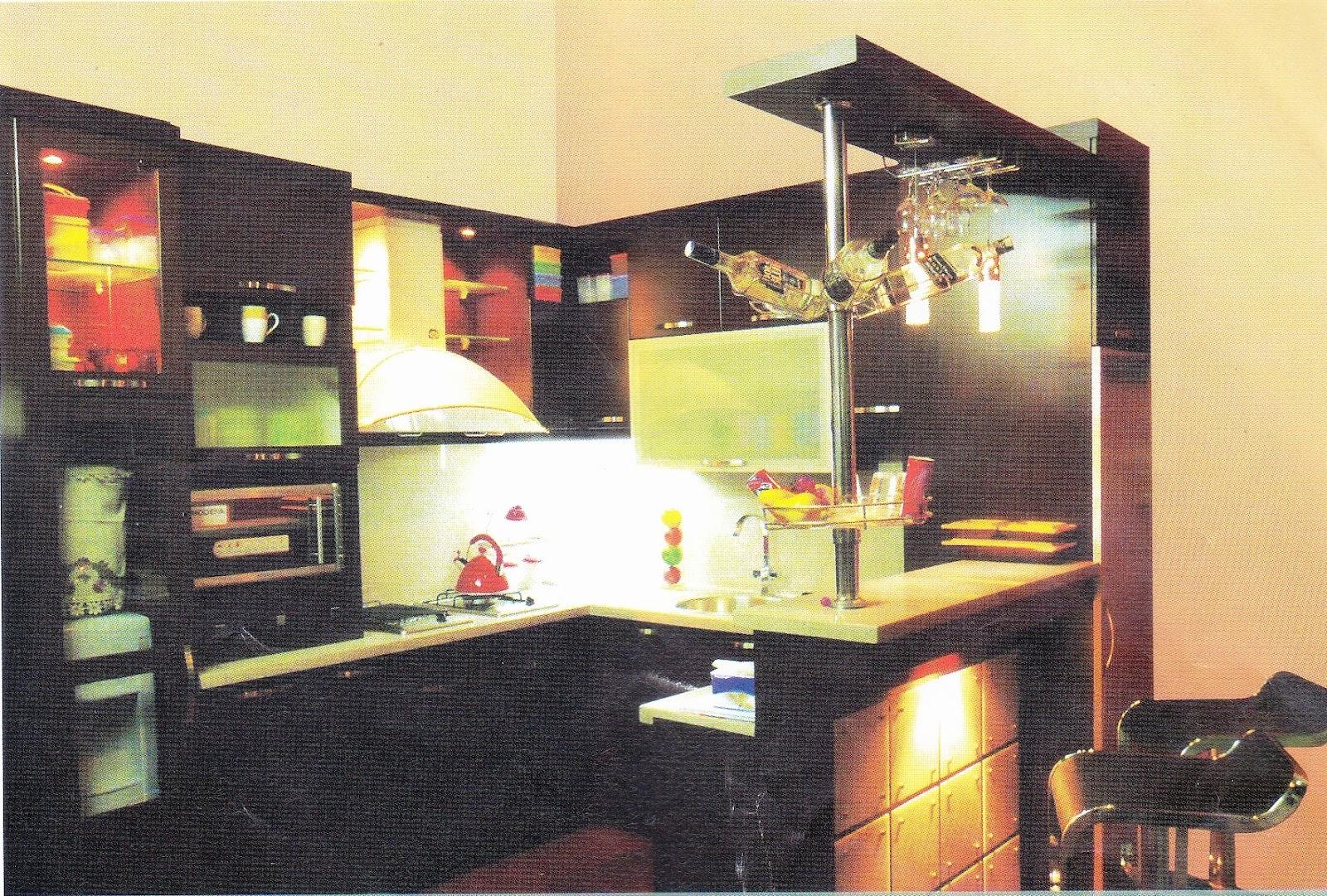 Jasa Pembuatan Kitchen Set Murah Pekanbaru