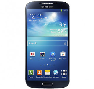 Galaxy S4 VS Sony Xperia Z Display