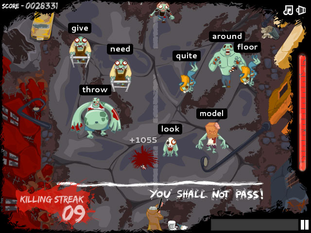 Massacre Street screenshot 2
