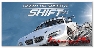 Need For Speed Shift 2.0.8 For Android Plus Data