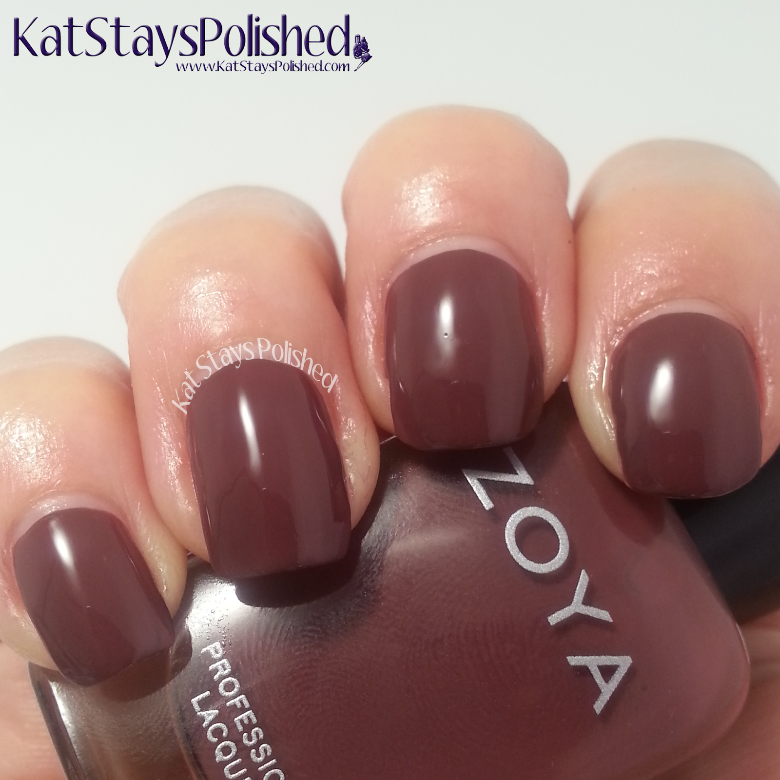 Zoya Naturel Deux - Marnie | Kat Stays Polished
