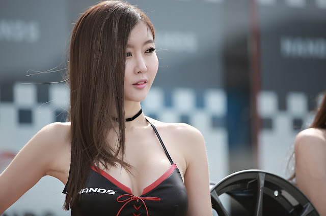 2 Choi Byeol Yee - Hands Motorsports Festival Round 1 - very cute asian girl-girlcute4u.blogspot.com