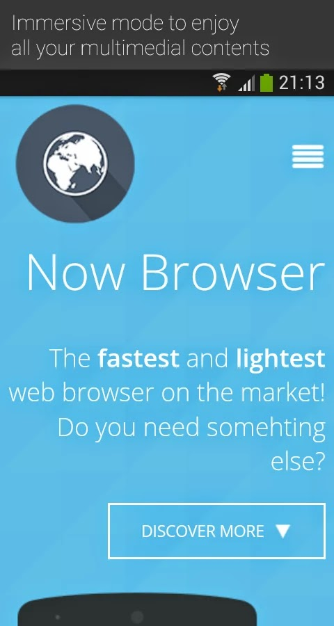 Now Browser Pro (Material) v2.9.6