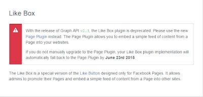 Cara Mudah Membuat Like Box Facebook Pada Blog,fanspage di blog,cara membuat fanspage pada blog