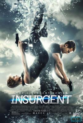 "August 12, 2015  Movie Night: ""Insurgent"""