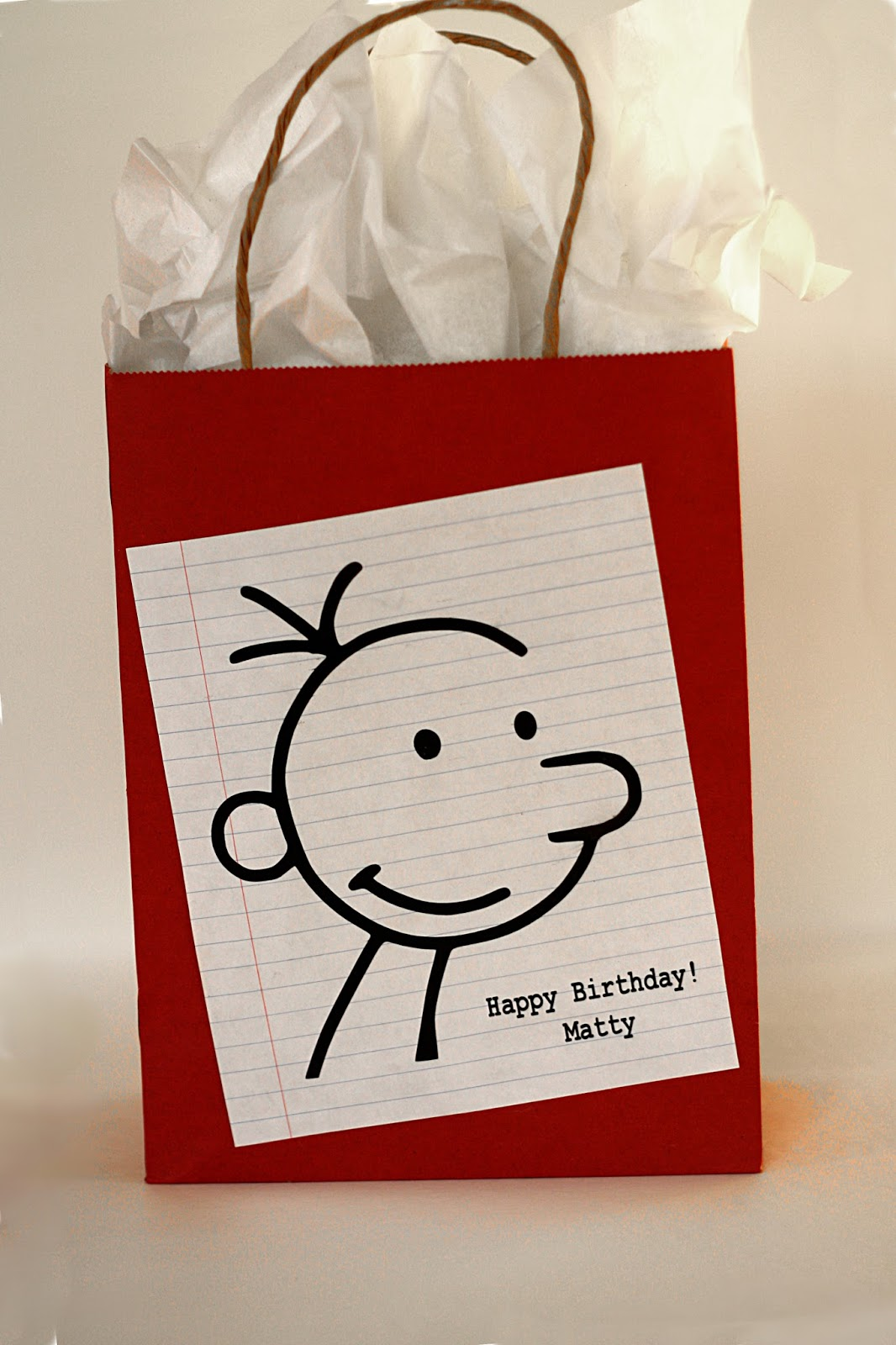 Keeping My Cents Diary Of A Wimpy Kid Birthday Party