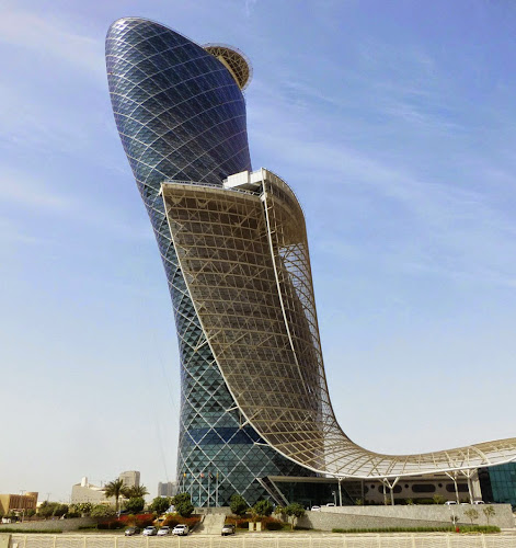 Capital Gate – Abu Dhabi