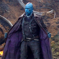 Primer vistazo a Michael Rooker como Yondu en GDLG