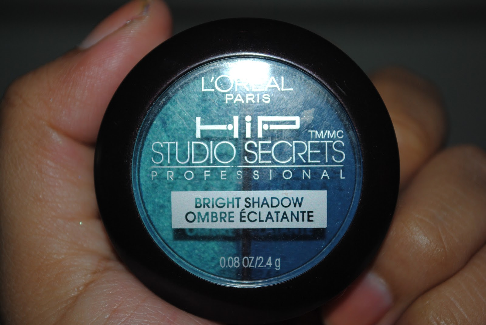 You Had Me at Makeup: L'Oreal Hip Studio Secrets in Showy