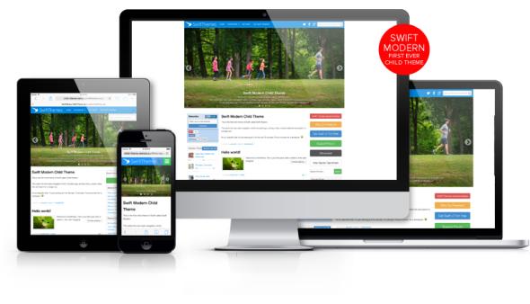Swift Premium WordPress Theme - Responsive WordPress Theme : eAskme