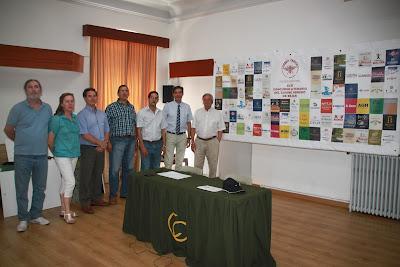 presentación del concurso literario del Casino Obrero