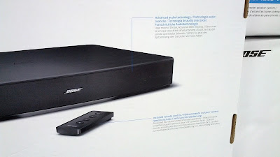 Bose Solo 10 TV Sound System great for movies and shows