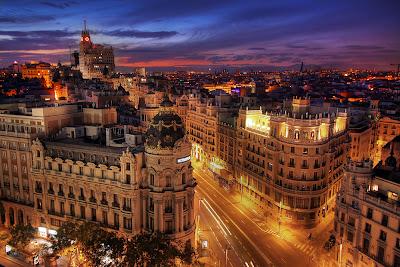 Gran Vía de Madrid - que visitar