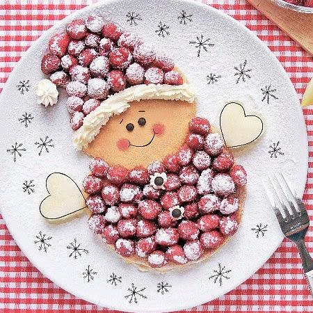 Food Art Seen On www.coolpicturegallery.us