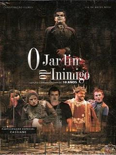 001 Download O Jardim do Inimigo 10 Anos   DVDRip   Dublado