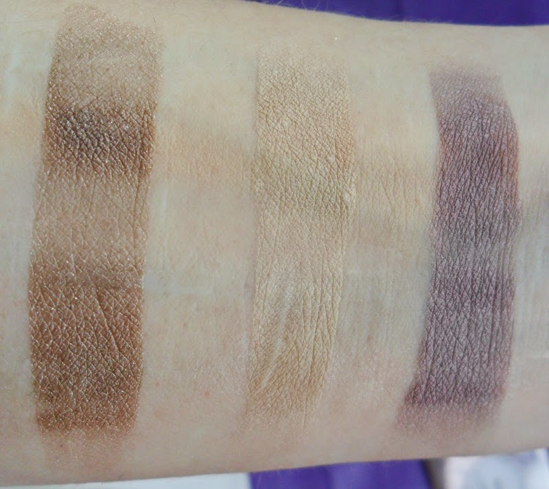 Shiro Detrivore Swatches
