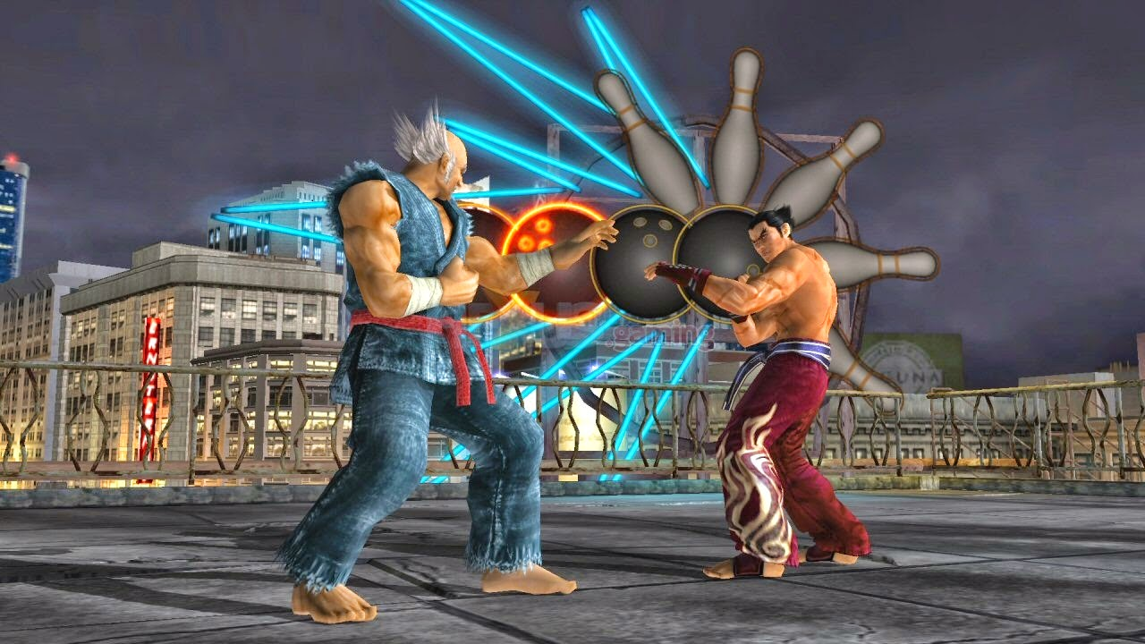Namco Introduced a awesome Product Tekken 5 in 2004