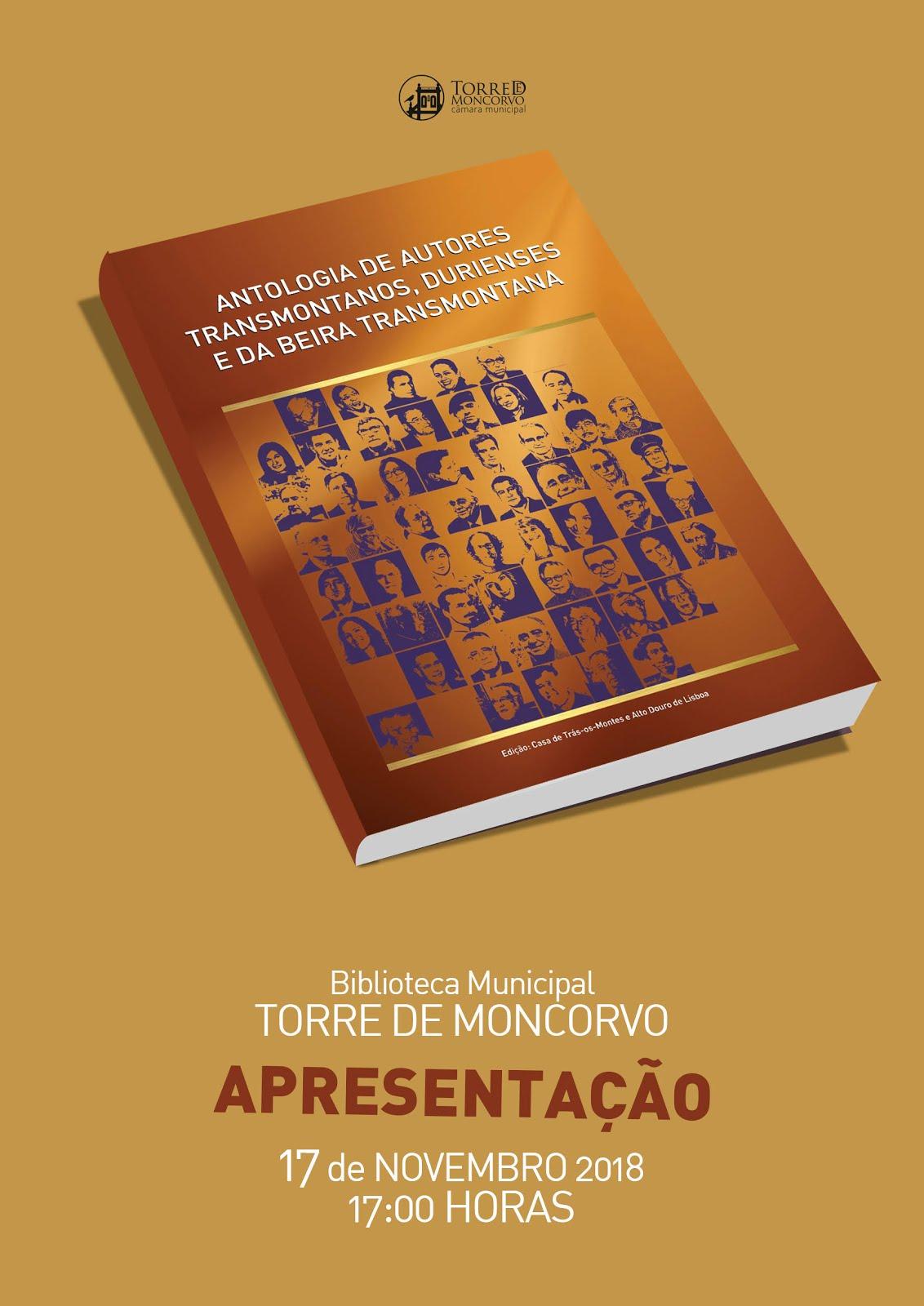 Antologia de Autores (Em TORRE de MONCORVO)
