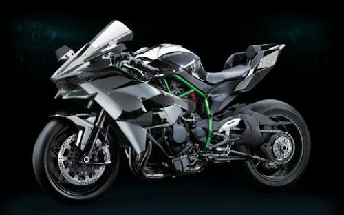 Kawasaki Ninja H2R atinge 331 km/h na rua (com video)