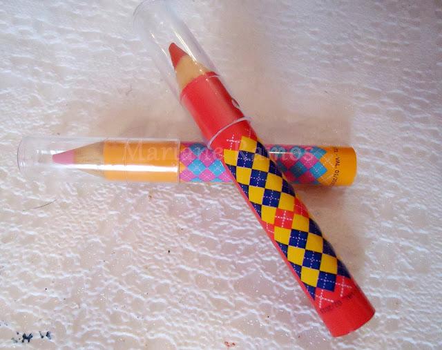 batom lápis natura faces