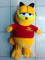 Boneka Tiger Garfield