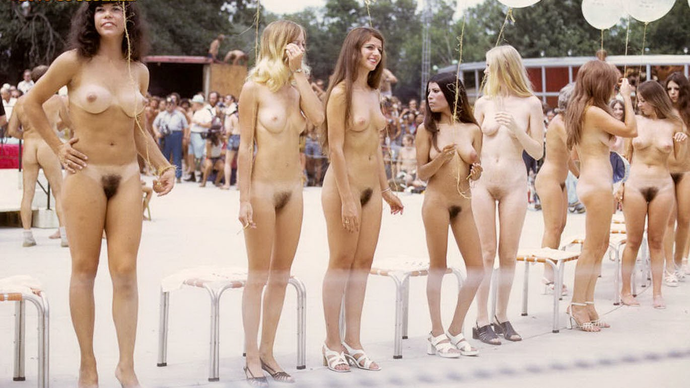 First miss nudism would