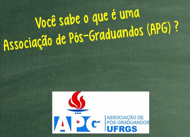 O que é a APG?