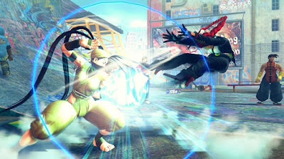 Ultra Street Fighter IV-RELOADED Game Pc Terbaru