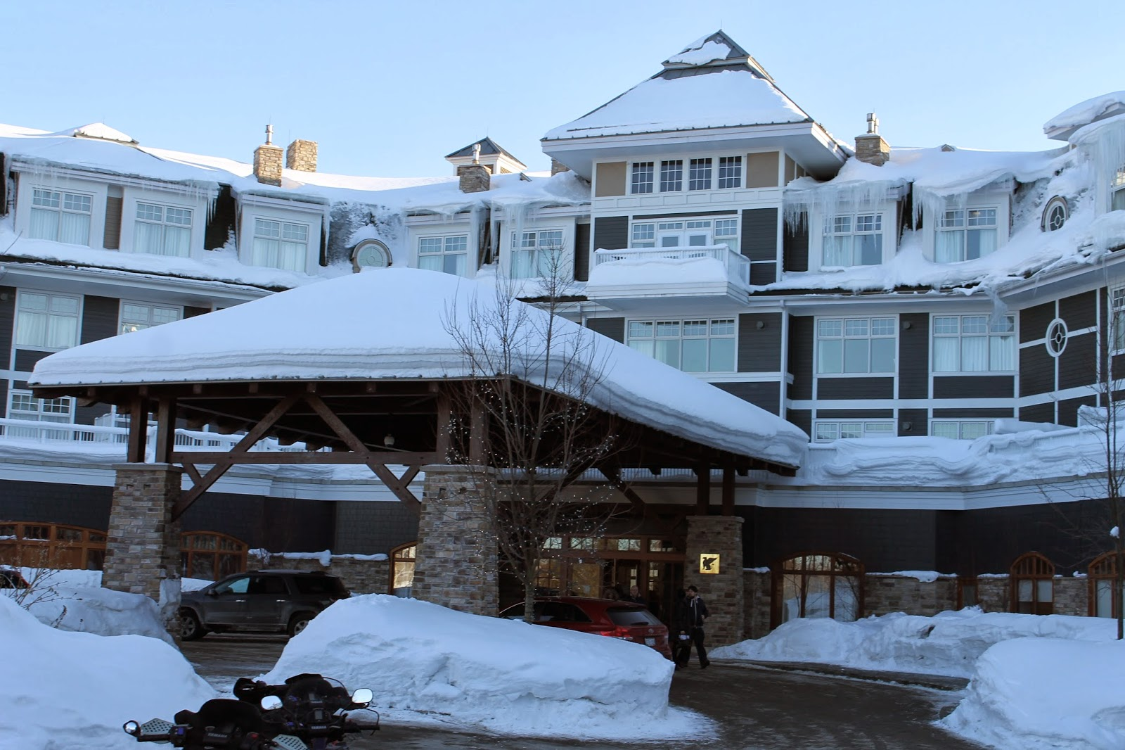the rosseau
