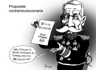 Porfirio Díaz Planeaba
