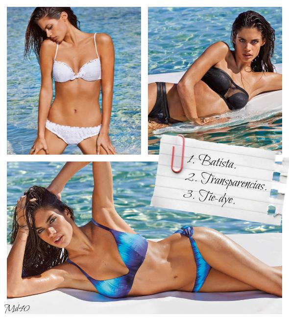10 Tendencias clave de la moda baño verano 2015 Calzedonia