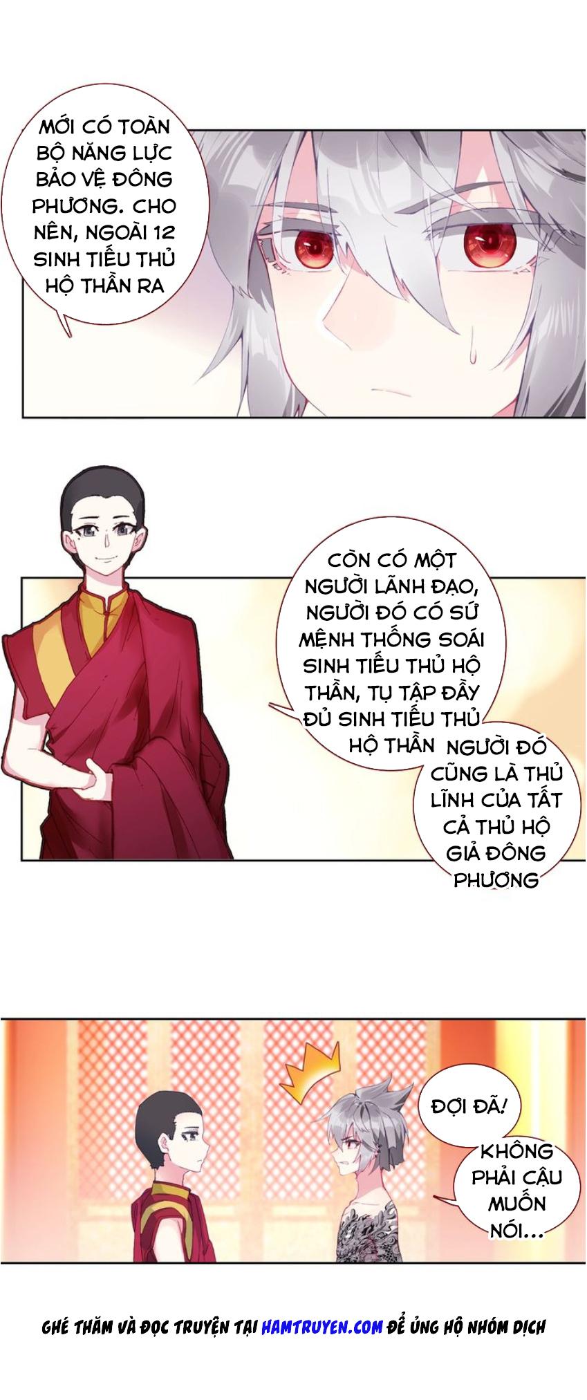 Sinh Tiêu Thủ Hộ Thần Chapter 8 video - Hamtruyen.vn