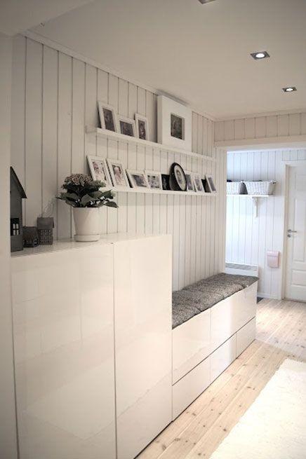 Serie Besta de Ikea. 100% estilo nórdico a buen precio - Blanco y de ...