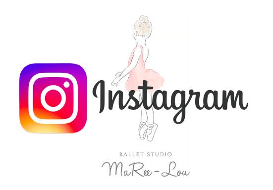 バレエスタジオマリールーのインスタグラム