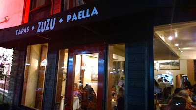 Zuzu Tapas and Paellas Napa